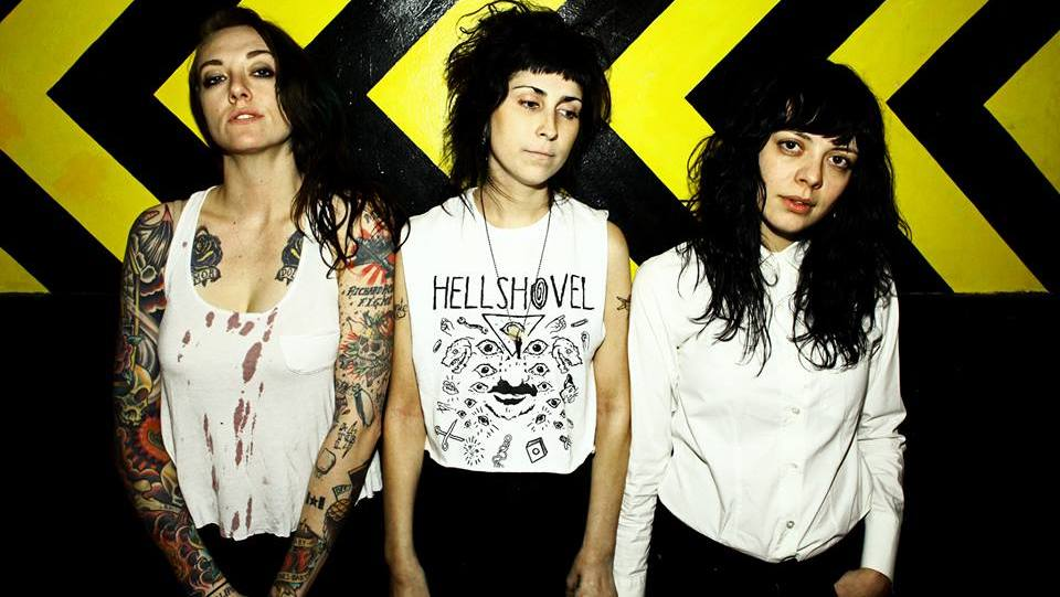 "The Coathangers – ""Follow Me"""