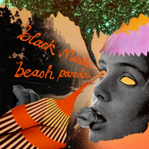 "Black Manila – ""Beach Parade EP"""
