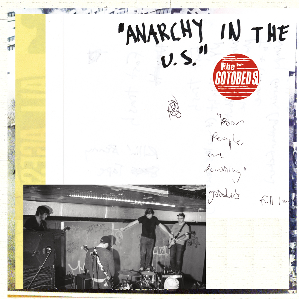 The Gotobeds – Poor People Are (12Xu)