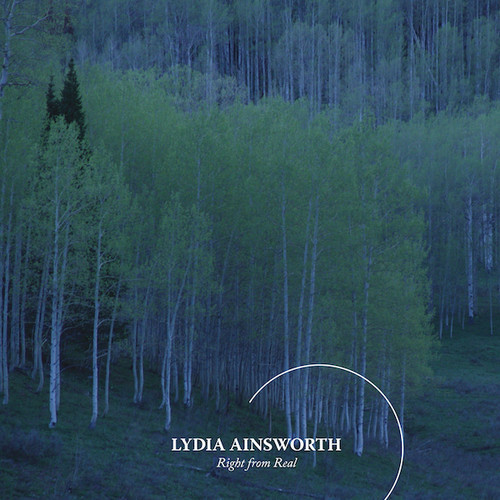 Lydia Ainsworth – Right From Real (Arbutus)