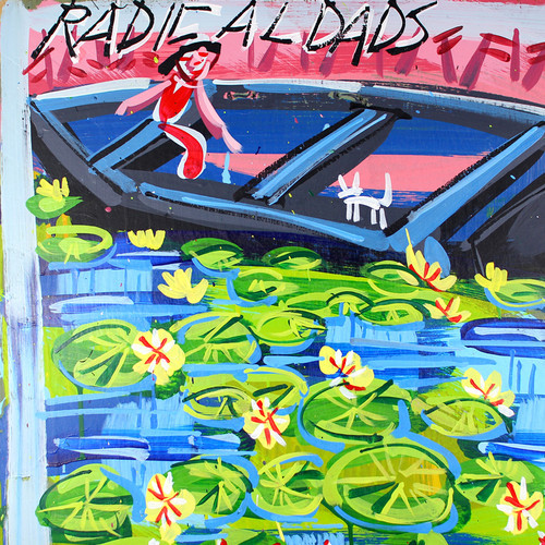 """Radical Dads – """"In The Water"""""""