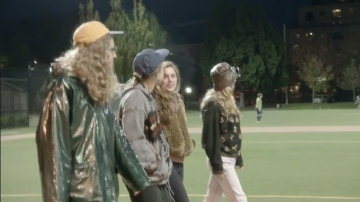 "Chastity Belt – ""Time to Go Home"""