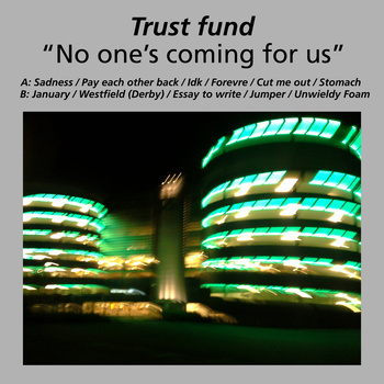 Trust Fund – No One's Coming For Us (Turnstile/Reeks Of Effort)