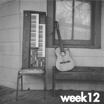 This Week's New Album – week12
