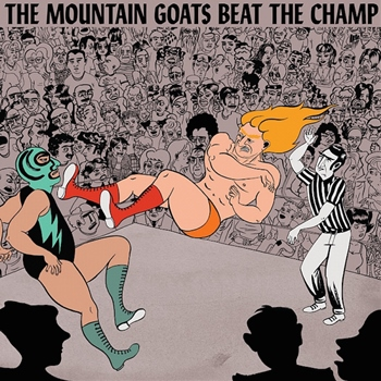 The Mountain Goats – Beat the Champ (Merge)