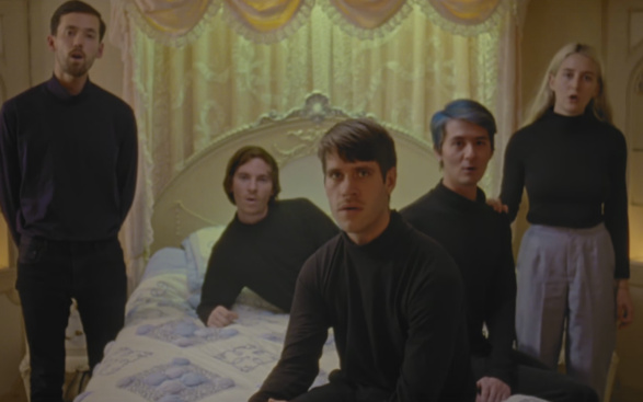"Porches – ""Be Apart"""