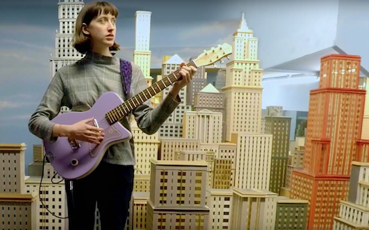 """Frankie Cosmos – """"Outside With The Cuties"""""""