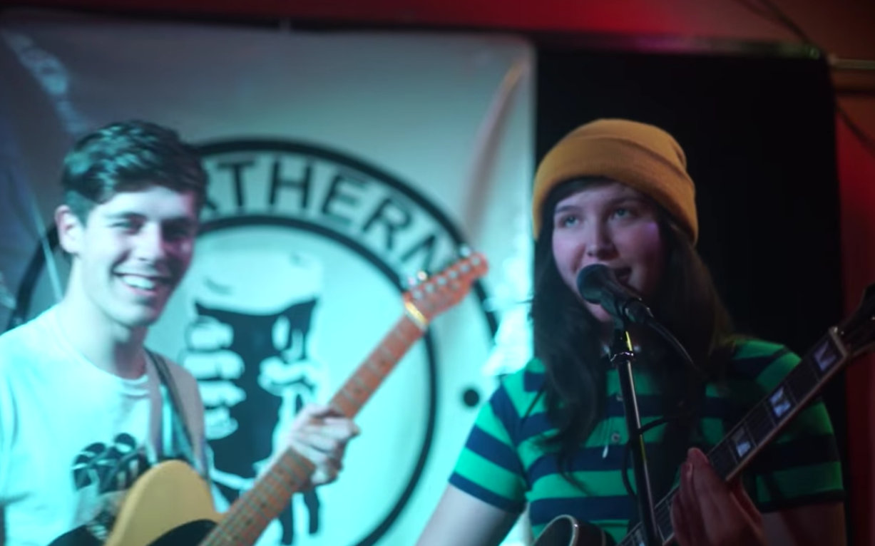 """Lucy Dacus – """"I Don't Wanna Be Funny Anymore"""""""