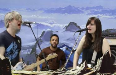 """Johnny Foreigner – """"If You Can't Be Honest, Be Awesome"""""""