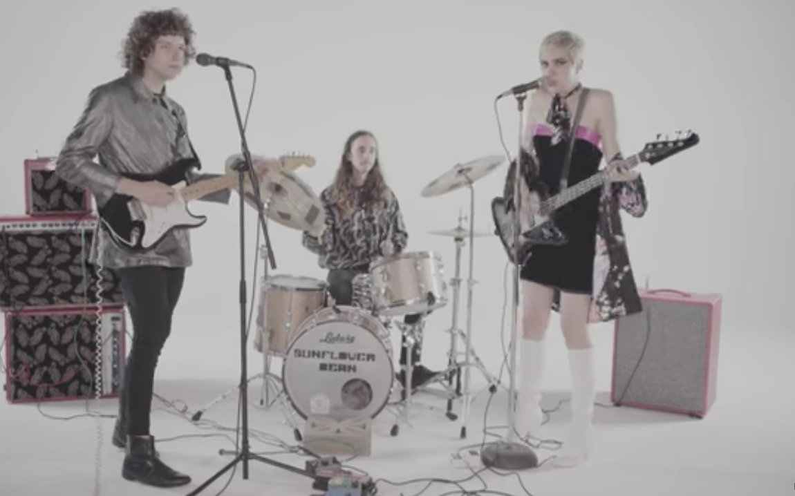 "Sunflower Bean – ""Come On"""