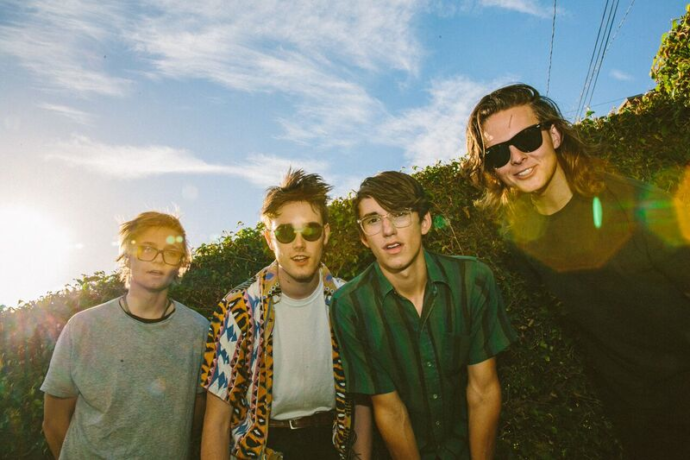 "Hippo Campus – ""Monsoon"""