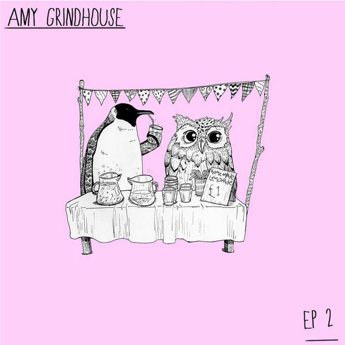 Amy Grindhouse – 'EP 2'
