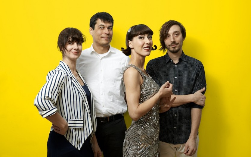 """The Octopus Project – """"Pedro Yang"""""""