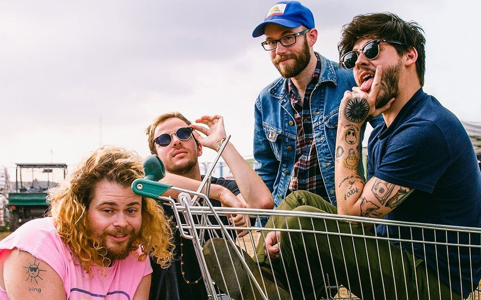"""Wavves – """"You're Welcome"""", """"Daisy"""""""