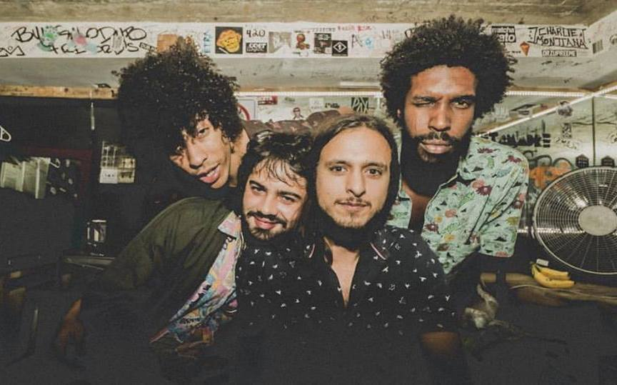 """Boogarins – """"A Pattern Repeated On"""""""