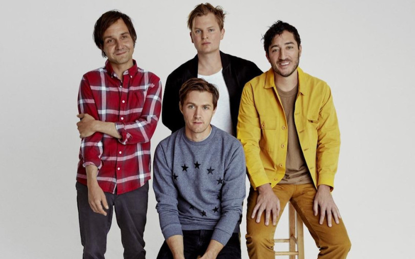 """Grizzly Bear – """"Mourning Sound"""""""