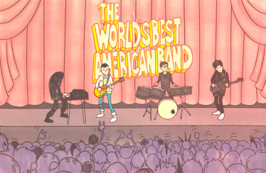 "White Reaper – ""The World's Best American Band"""