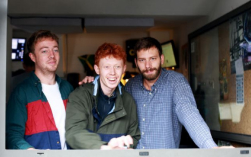 "Mount Kimbie – ""Blue Train Lines"" (Feat. King Krule)"