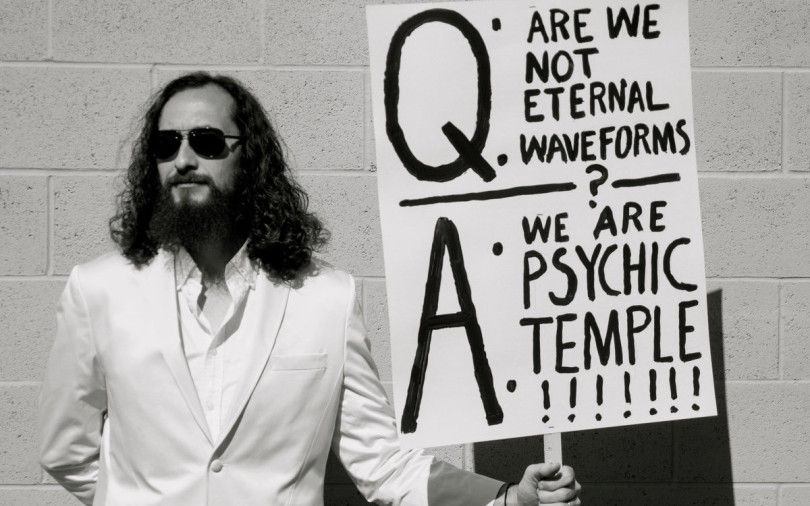 "Psychic Temple – ""SOS"""