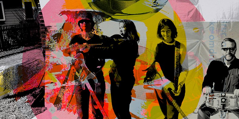 """The Breeders – """"Wait in the Car"""""""