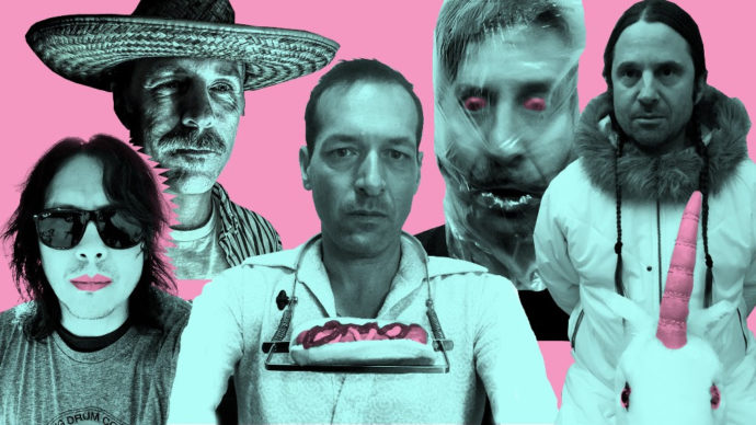 """Hot Snakes – """"Six Wave Hold-Down"""""""
