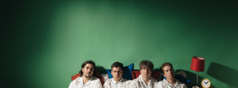"""Parquet Courts – """"Almost Had To Start A Fight / In And Out Of Patience"""""""