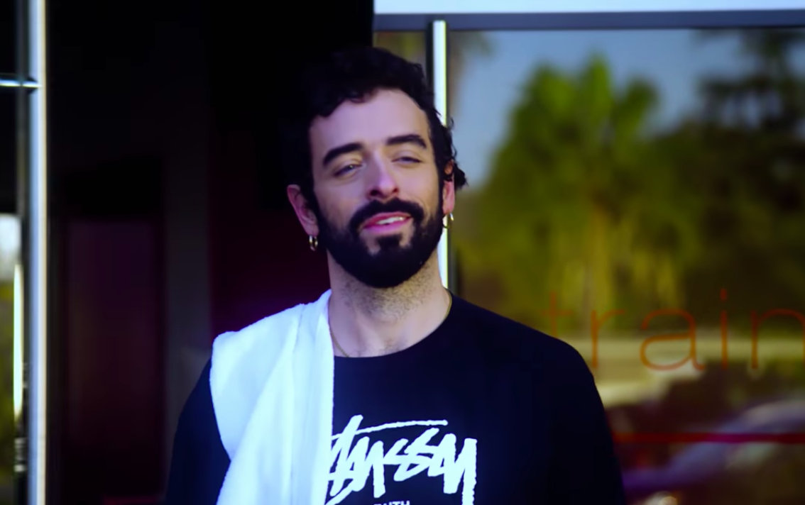 """SSION – """"At Least The Sky Is Blue"""" (Feat. Ariel Pink)"""