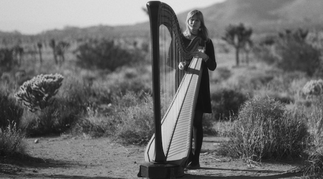 """Mary Lattimore – """"Hello From the Edge of the Earth"""""""