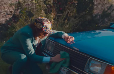 "King Tuff – ""Raindrop Blue"""