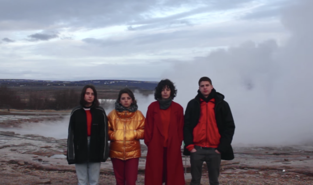 """MOURN – """"Fun At The Geysers"""""""