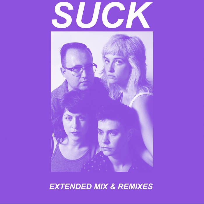 """Priests – """"Suck""""  (Extended Mix & Remix)"""