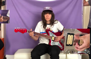 "Courtney Barnett – ""Sunday Roast"""