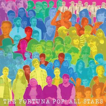 """The Fortuna Pop! All-Stars – """"You Can Hide Your Love Forever"""""""