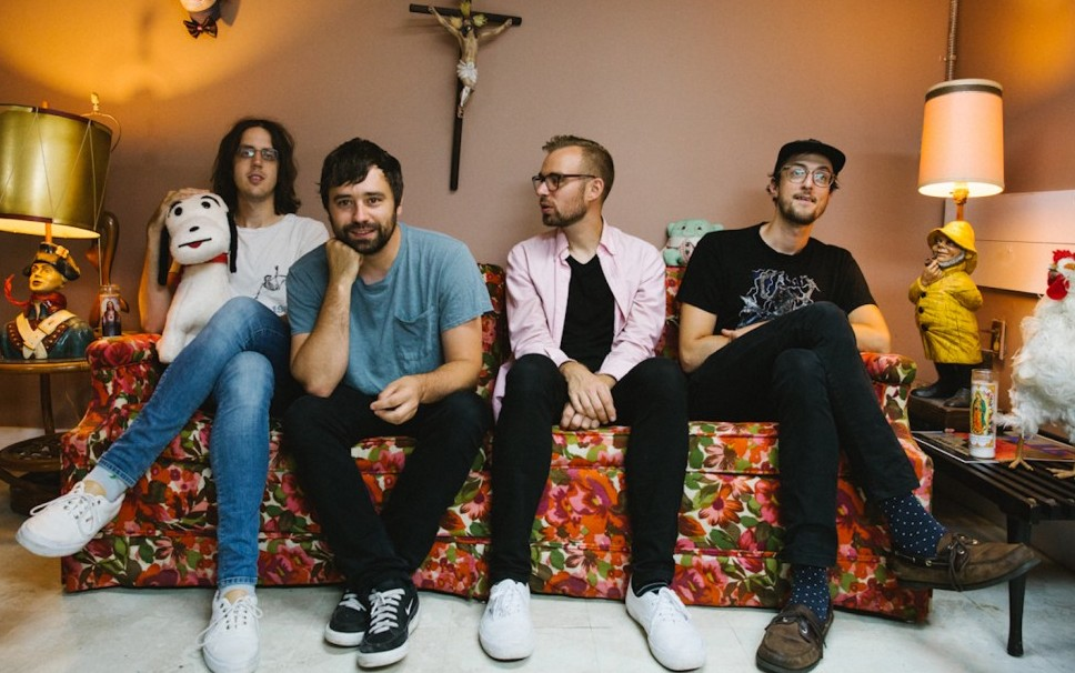"""Cloud Nothings – """"The Echo Of The World"""""""