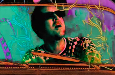 "Django Django – ""Swimming At Night"""