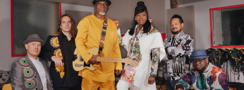 "Ibibio Sound Machine – ""Tell Me (Doko Mien)"""