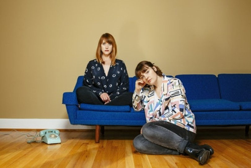 "Flock Of Dimes – ""The Sisters"" / Madeline Kenney – ""Helpless"""