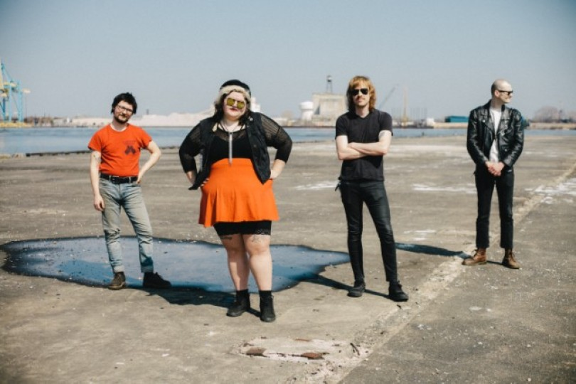 """Sheer Mag – """"Blood From A Stone"""""""