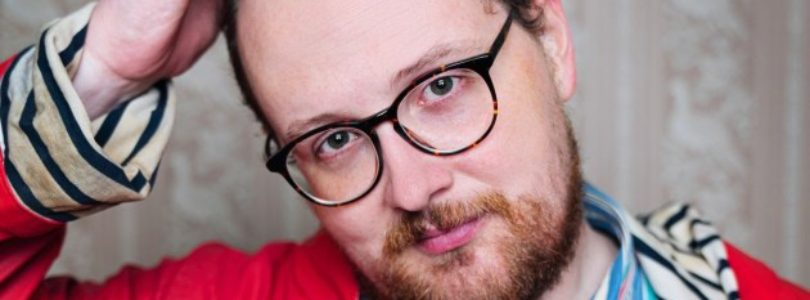 "Dan Deacon – ""Sat By A Tree"""