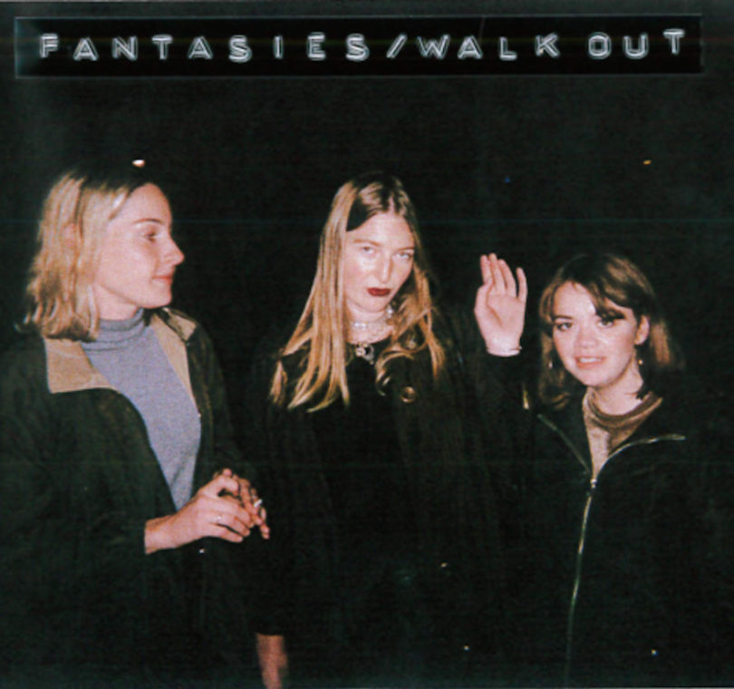 """Worm Cafe – """"fantasies"""" / """"walk out"""""""