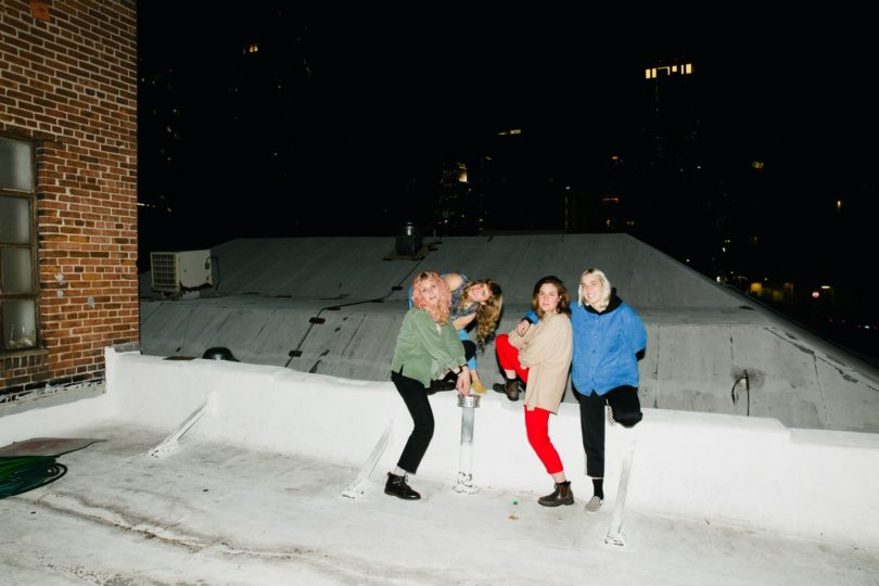 "Chastity Belt – ""The Process"""