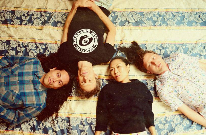 "Deerhoof – ""Future Teenage Cave Artists"", ""The Loved One"""