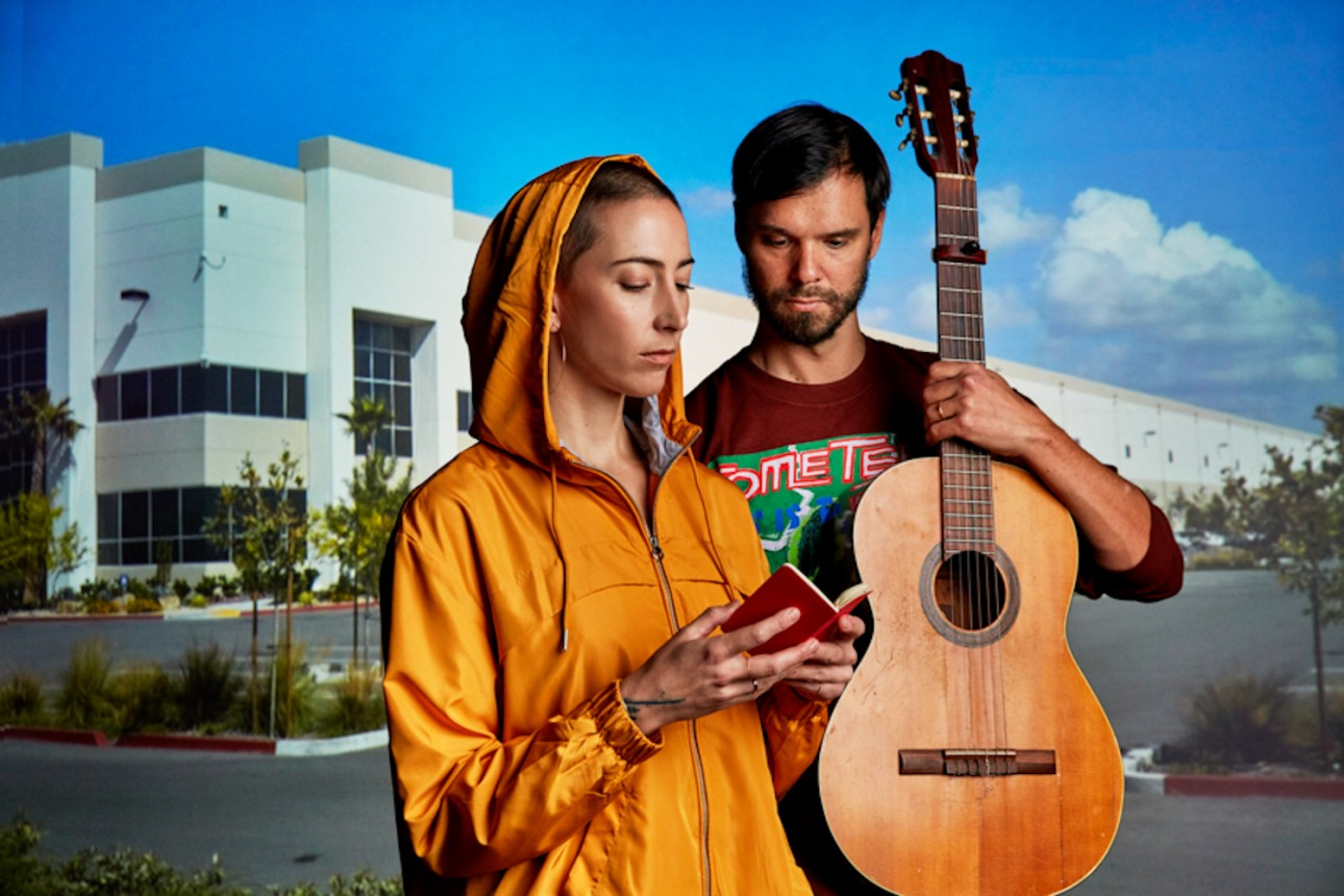 """Dirty Projectors – """"Search For Life"""""""