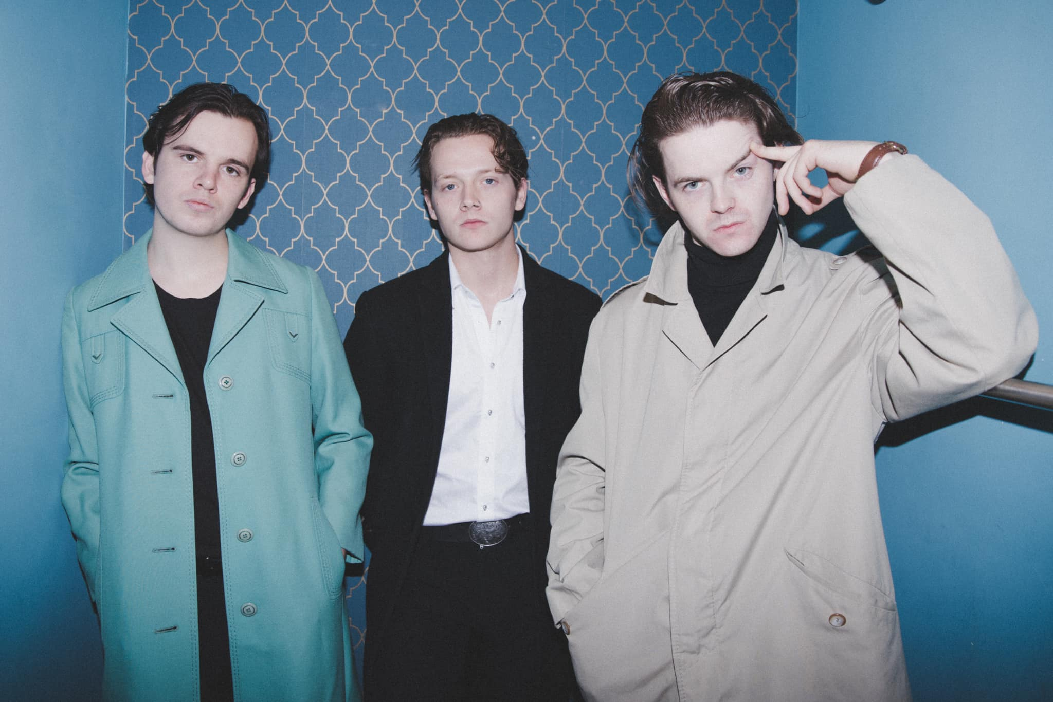 """The Blinders – """"Lunatic With A Loaded Gun"""""""