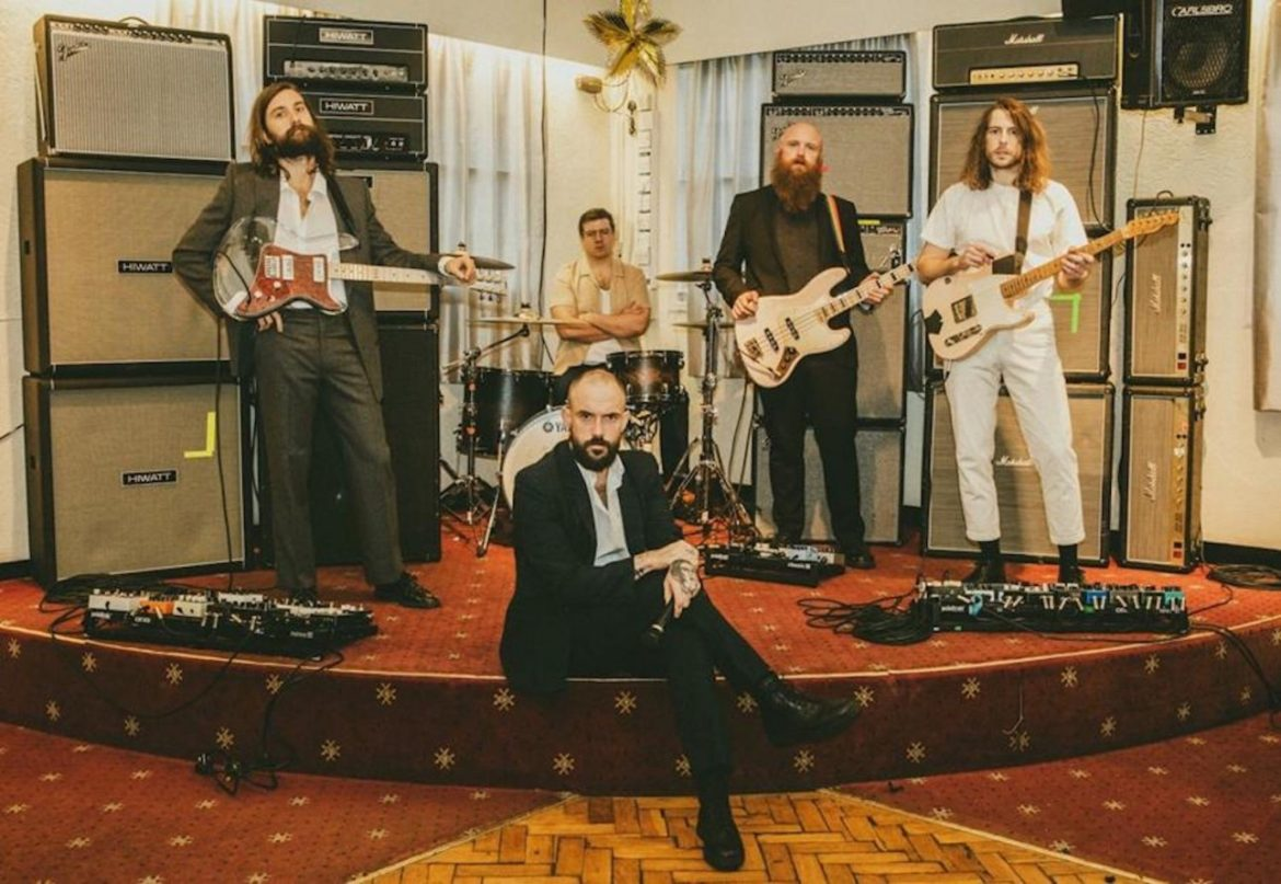 """IDLES – """"Grounds"""""""