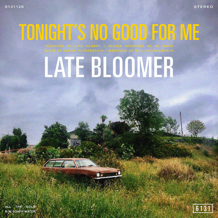 "Late Bloomer – ""All the Gold"", ""Soapy Water"""
