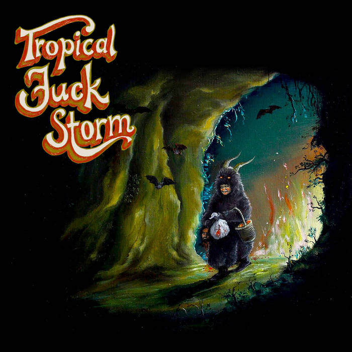 """Tropical Fuck Storm – """"Legal Ghost"""""""