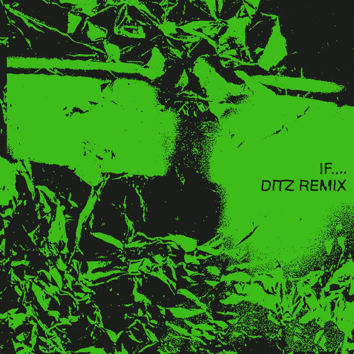 "bdrmm – ""If​.​.​.​. (Ditz Remix)"""