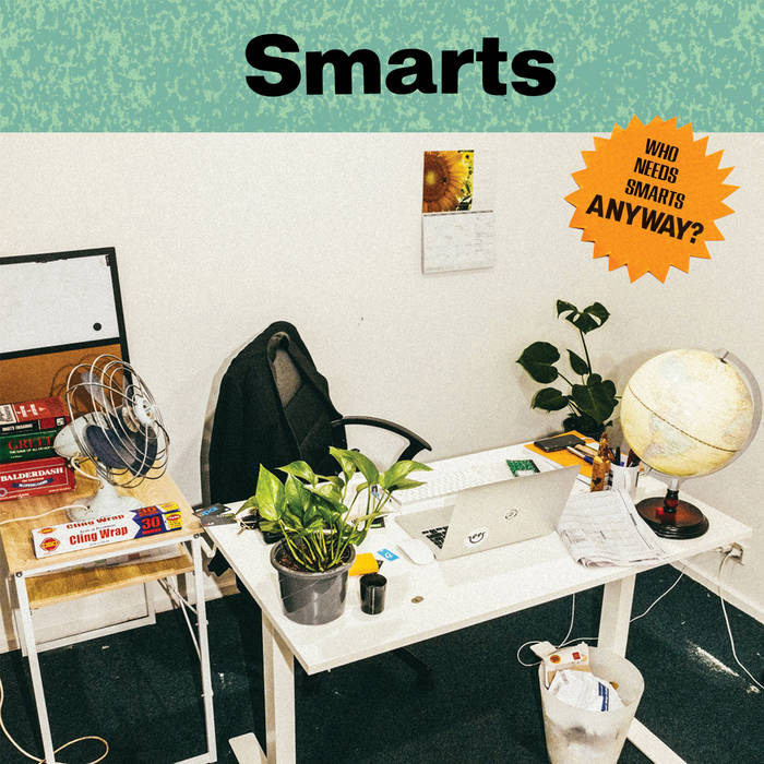 "Smarts – ""Cling Wrap"""