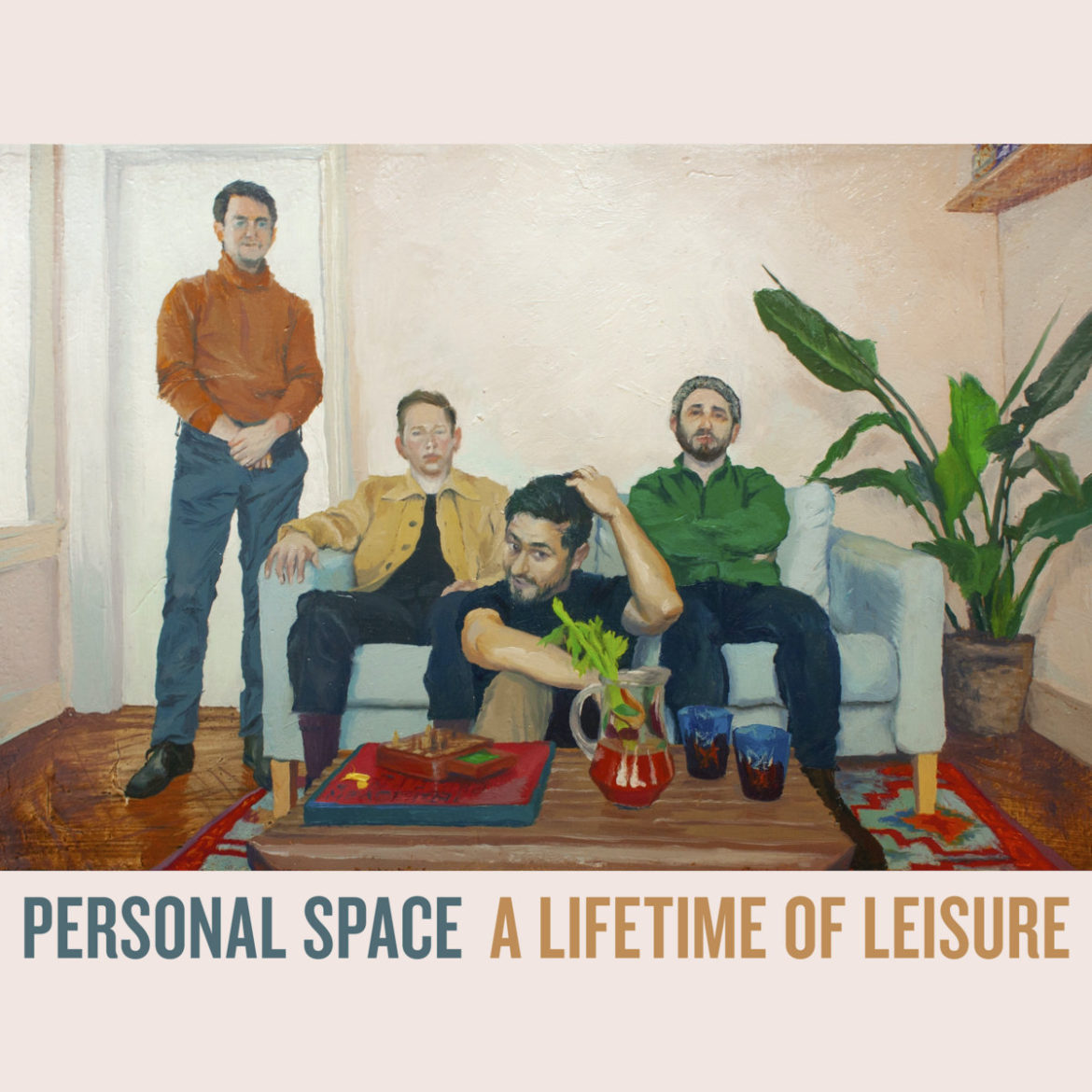 "Personal Space – ""Grateful For The Firm"""